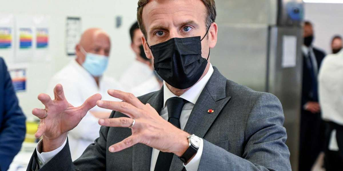 LATEST: French leader Macron slapped in face on visit to small town
